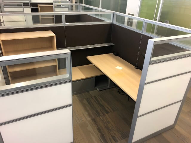 Used Cubicles #081919-CNK1