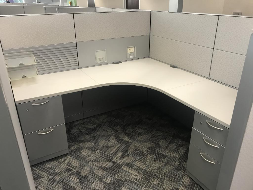 Used Cubicles #051220-PL1