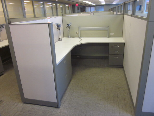 Used Cubicles #013020-CNK1