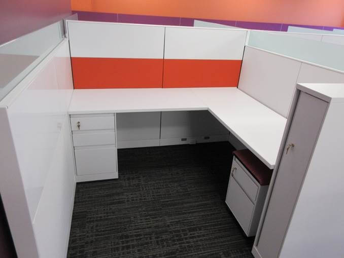Used Cubicles #082520-CON1