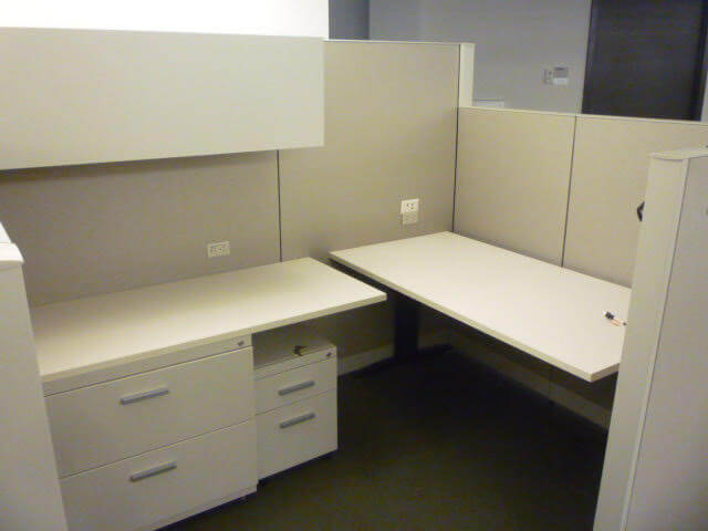 Used Cubicles #112818-DOT1