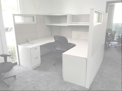 Used Cubicles #112818-PL1
