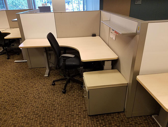 Used Cubicles #121619-AS3
