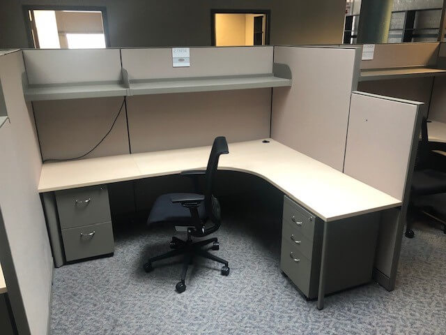 Used Cubicles #103019-SMR1