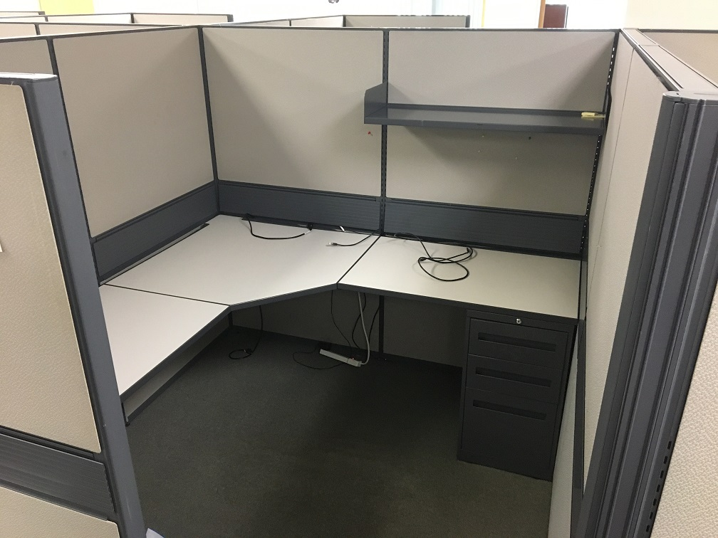 Used Cubicles #051220-QHP1