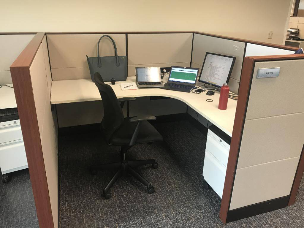Used Cubicles #013020-PL2