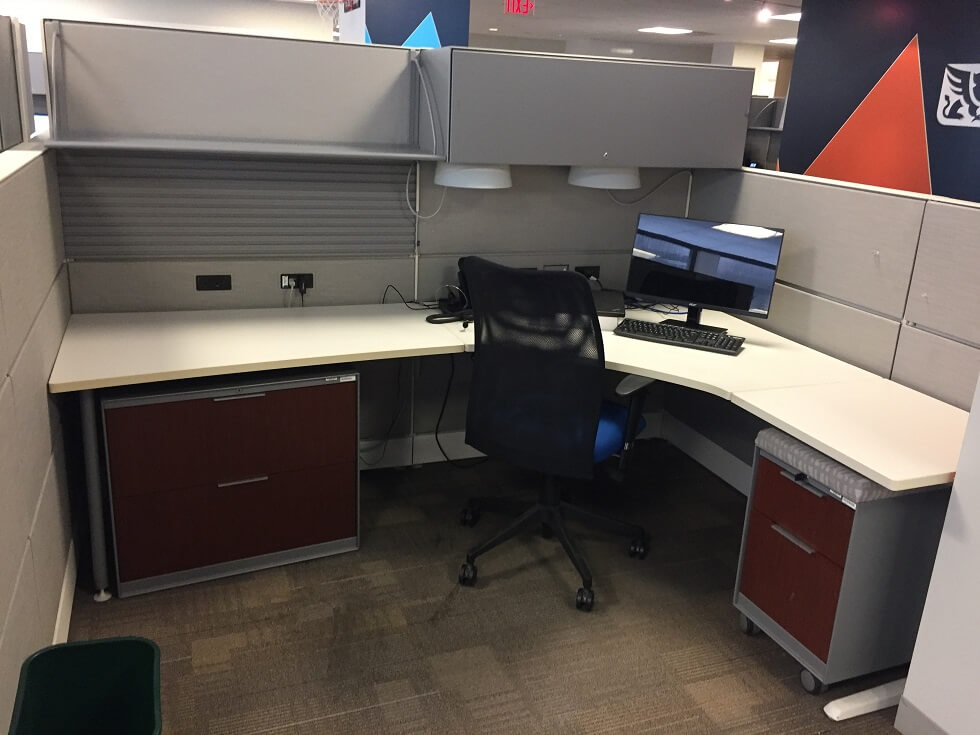 Used Cubicles #070519-JMW1