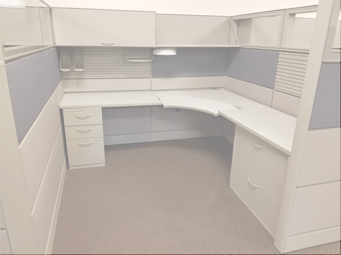 Used Cubicles #070519-FCU1