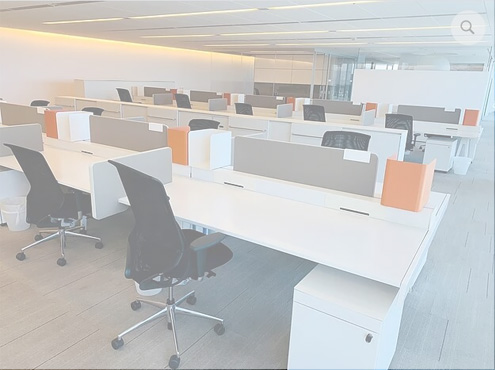 Used Cubicles #103019-JPC1
