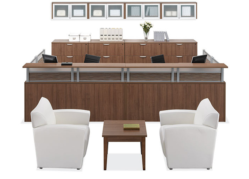 Reception Furniture - Borders #Layout-4