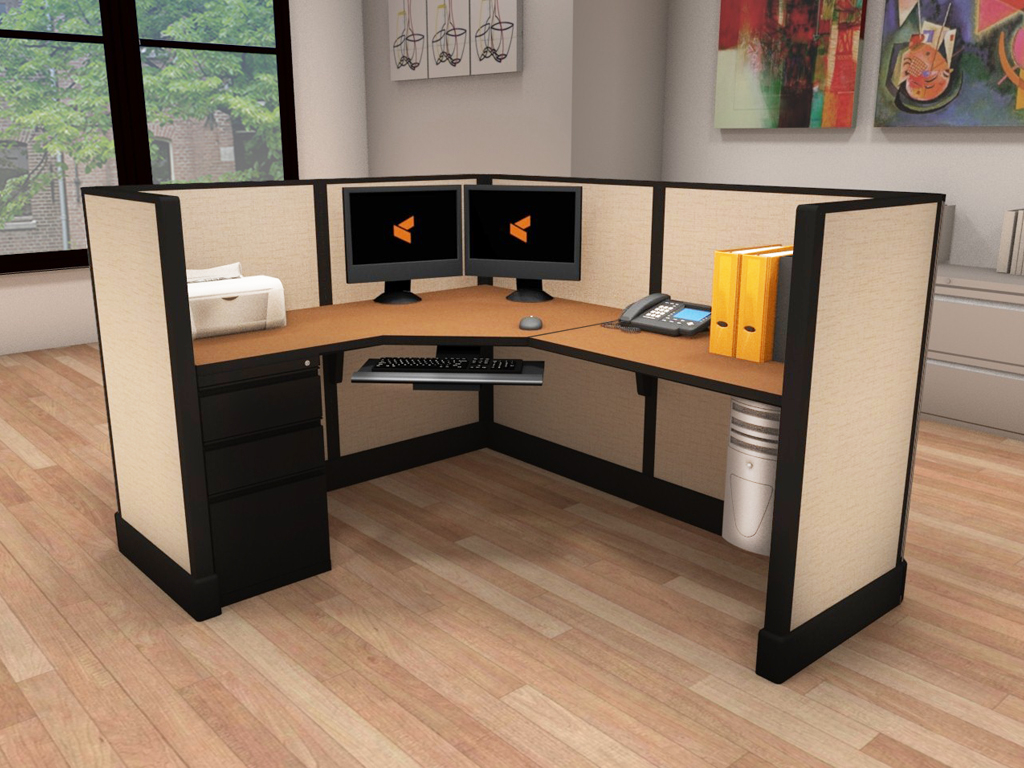 Office Furniture for Small Spaces - #5x6x47