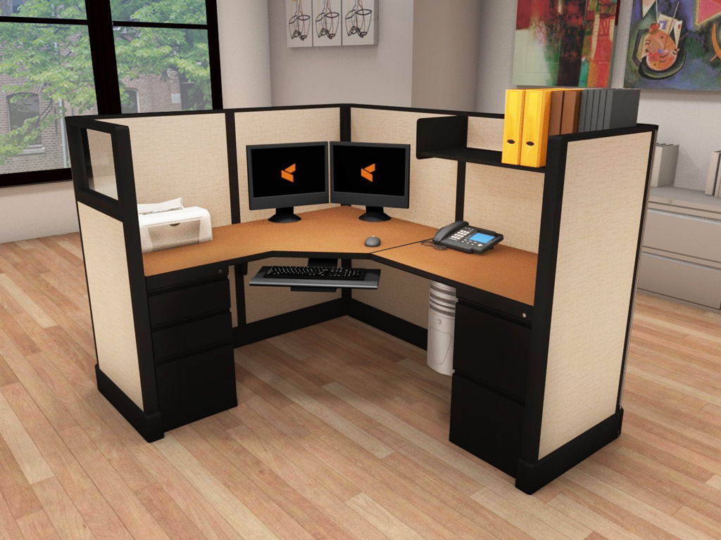 Modern Commercial Office Furniture - #5x6x53