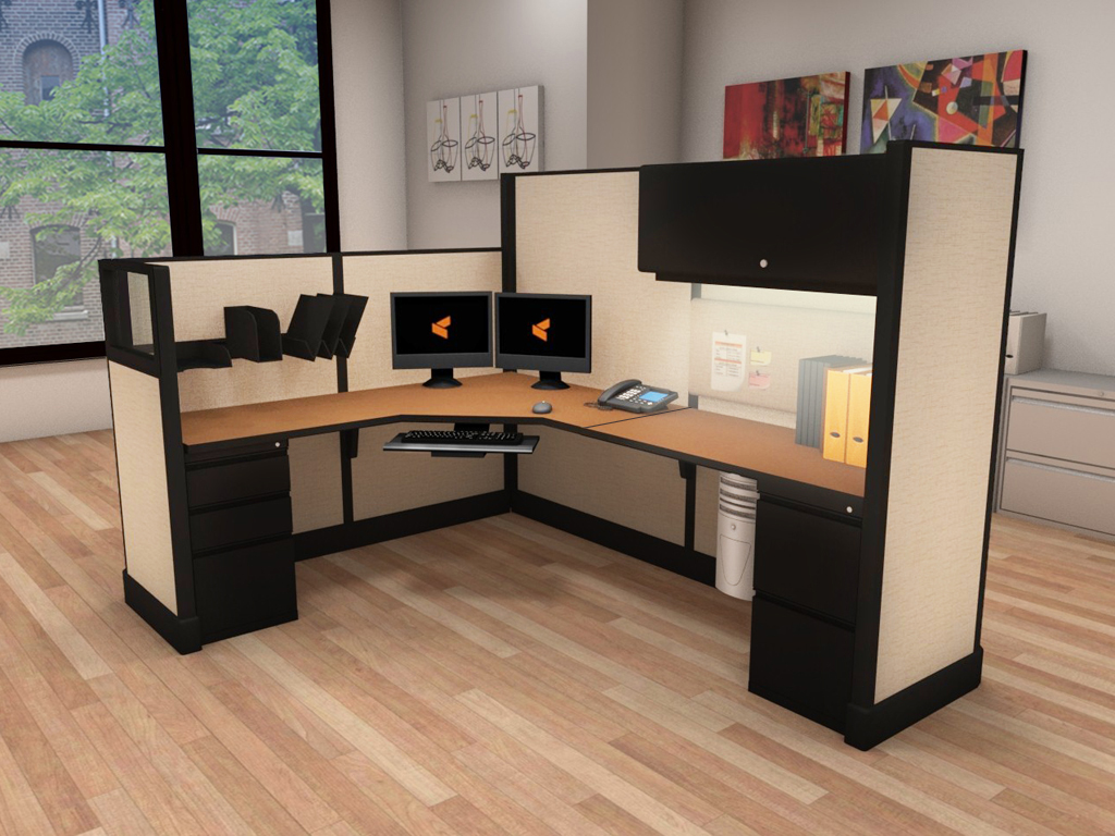 Business Cubicles - #6x8x53-67
