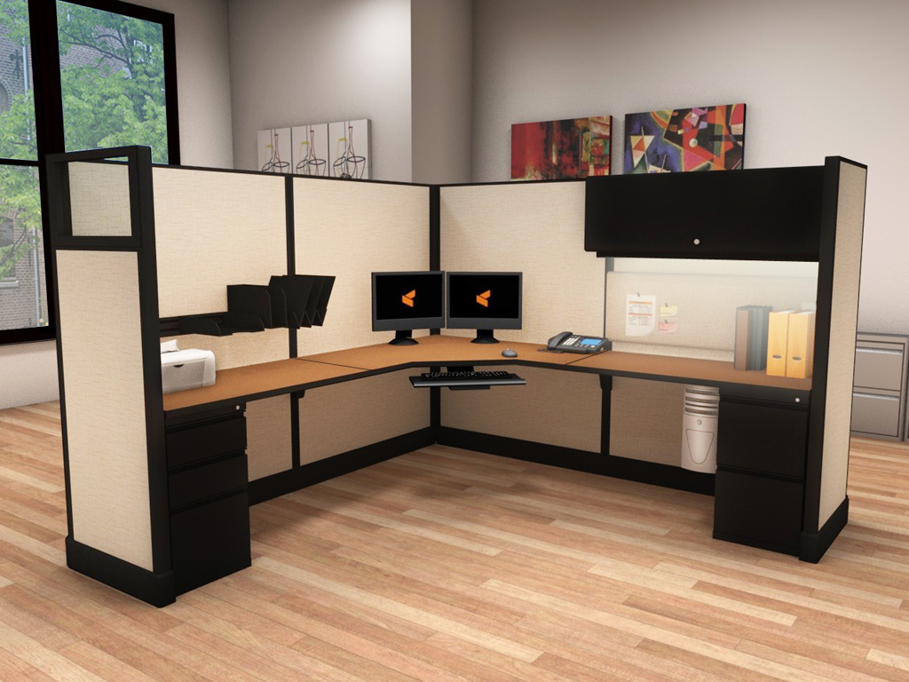 Modern Business Office Furniture - #8x8x67