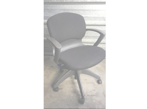 Second hand Office Chairs #031017-cub-oss