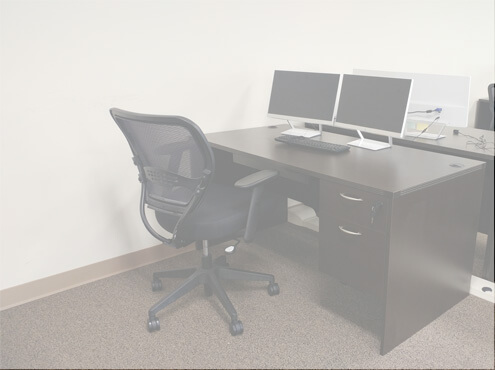 Used Office Furniture #111217-LCN