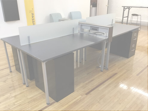 Used Office Furniture #112917-E5N1