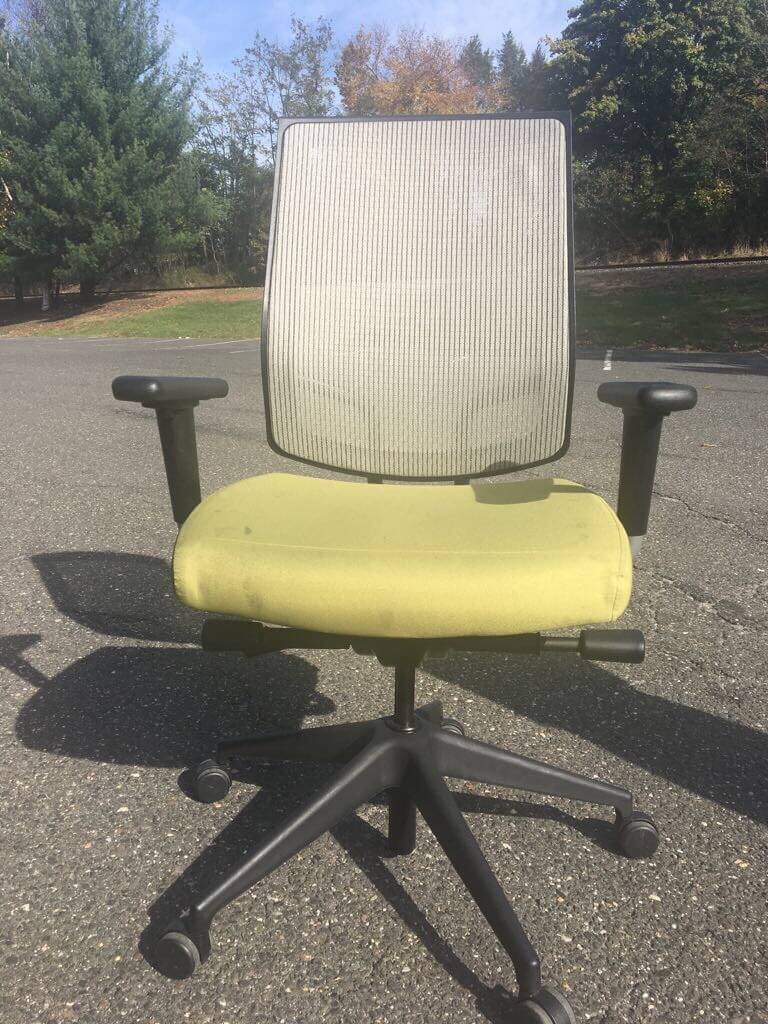 Second Hand Office Chairs - #111217-CUB2-OSS