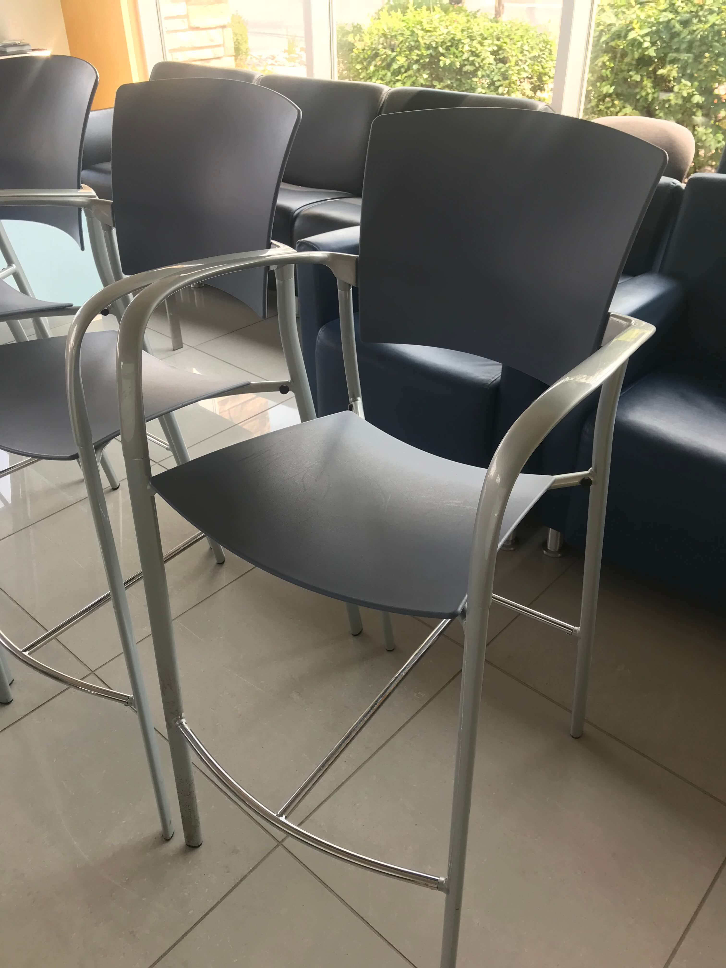 Second Hand Office Chairs - #080918-MZB3