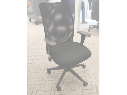 Second Hand Office Chairs - #010418-CUB-AI2
