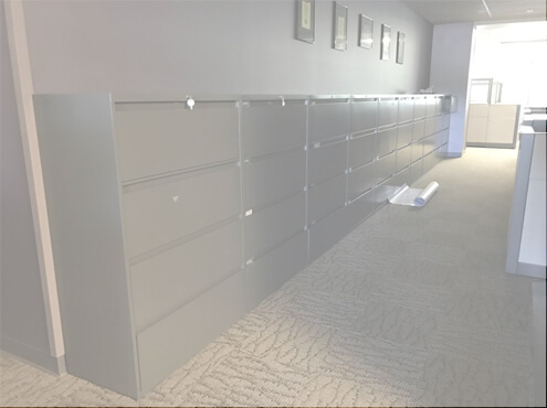 Used File Cabinets #052717-CNK6