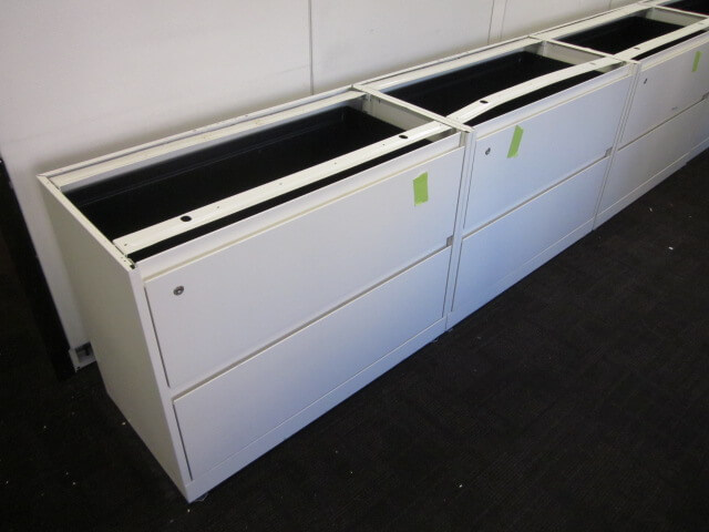 Used File Cabinets #052717-CNK9