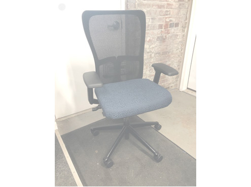 Second Hand Office Chairs - #103019-CUB1
