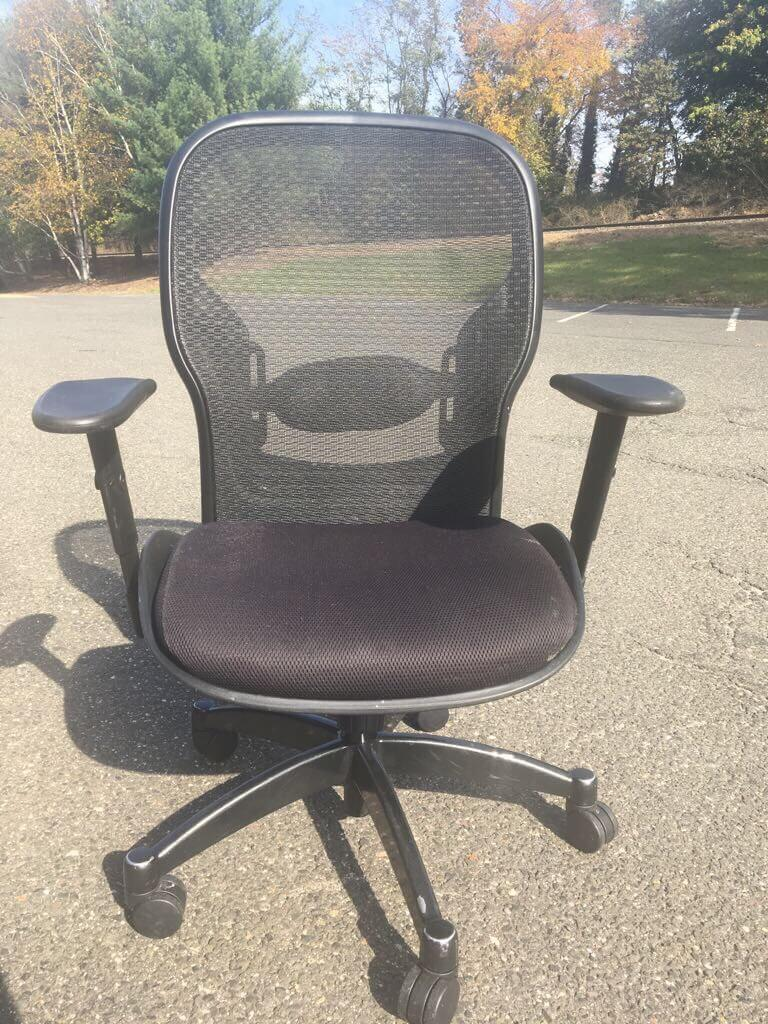 Second Hand Office Chairs - #111217-CUB4-OSS