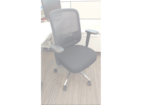Second Hand Office Chairs - #100818-HNT3