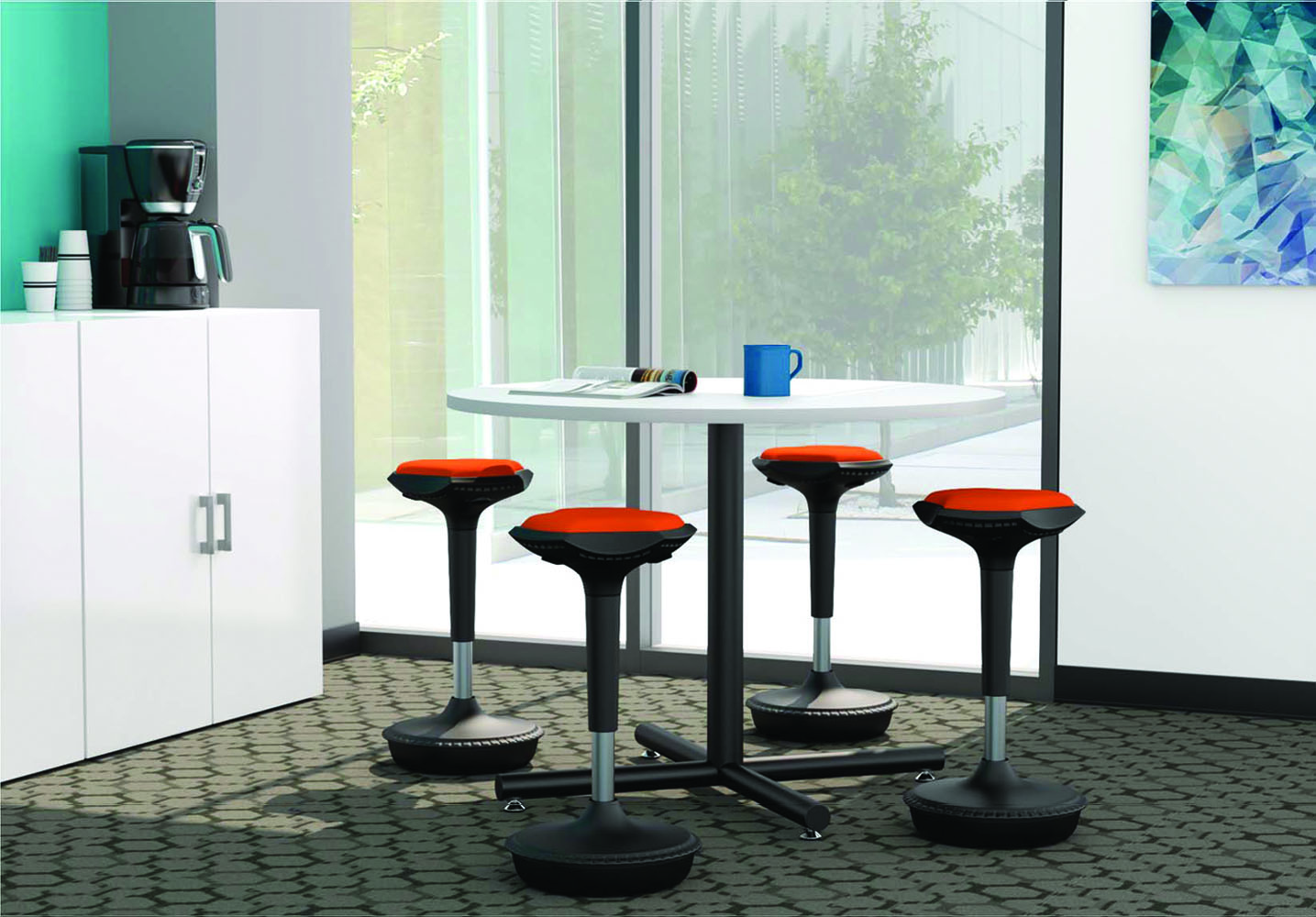Office Furniture Sets #brf-com38