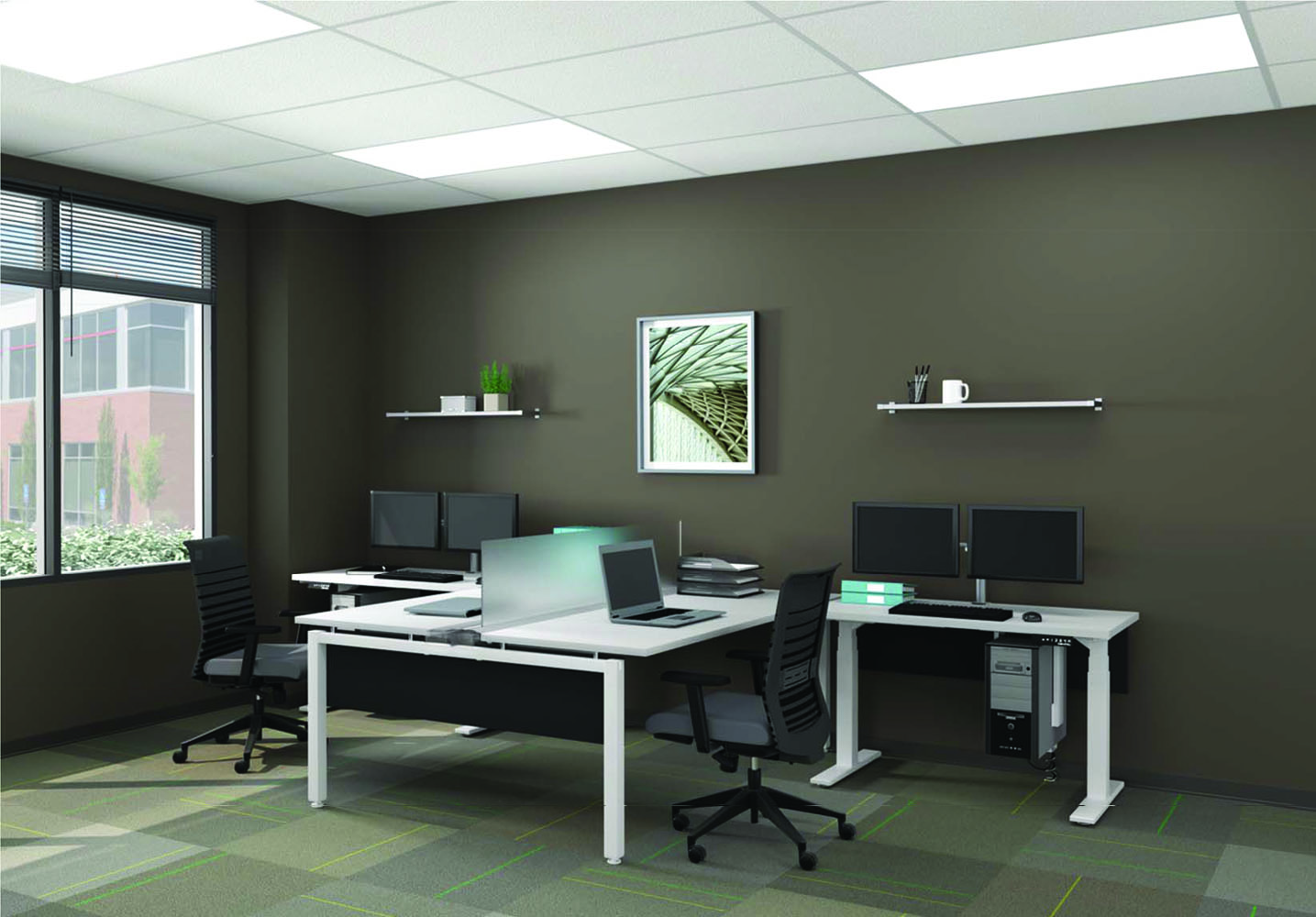 Office Furniture Sets #cf-com27