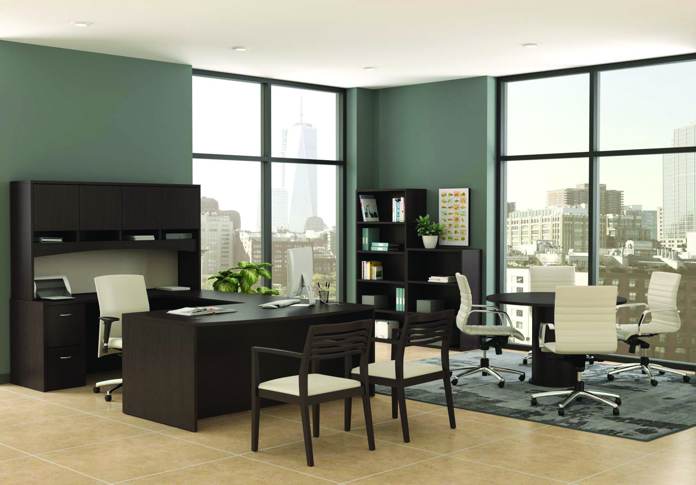 Office Furniture Sets #ef-com17