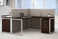 EZ Office Cubicle Desk