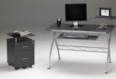 Computer Desk for Small Spaces