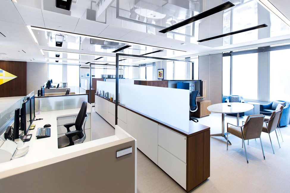 Collaborative workspaces at Citigroup