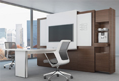 Wood Office Furniture Tables
