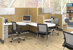 Herman Miller Cubicles AO2 Style