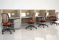 call center cubicles - Office Cubicles