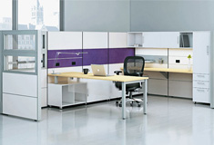 Cubicle Systems - Matrix Tiles