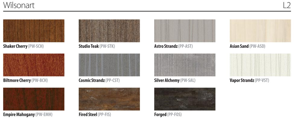 knoll cubicles laminate work surfaces