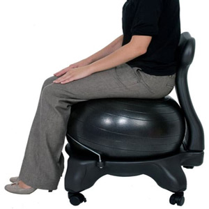 Active Seating Options - Office Ball Chairs