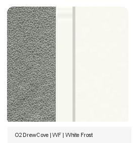 Office Color Palette: Drew Cove | WF | White Frost