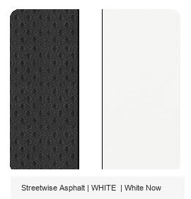 Office Color Palette: Streetwise Asphalt | WHITE | White Now
