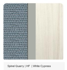 Spinel Quarry | HF | White Cypress