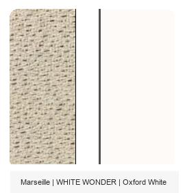Office Color Palette: Marseille | White Wonder | Oxford White