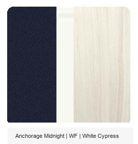 Anchorage Midnight | WF | White Cypress