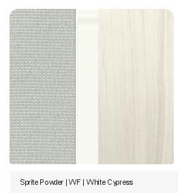 Sprite Powder | WF | White Cypress