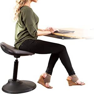 Active Seating Options - Office Leaning Stools