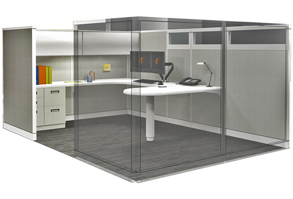 Steelcase Avenir Private Office