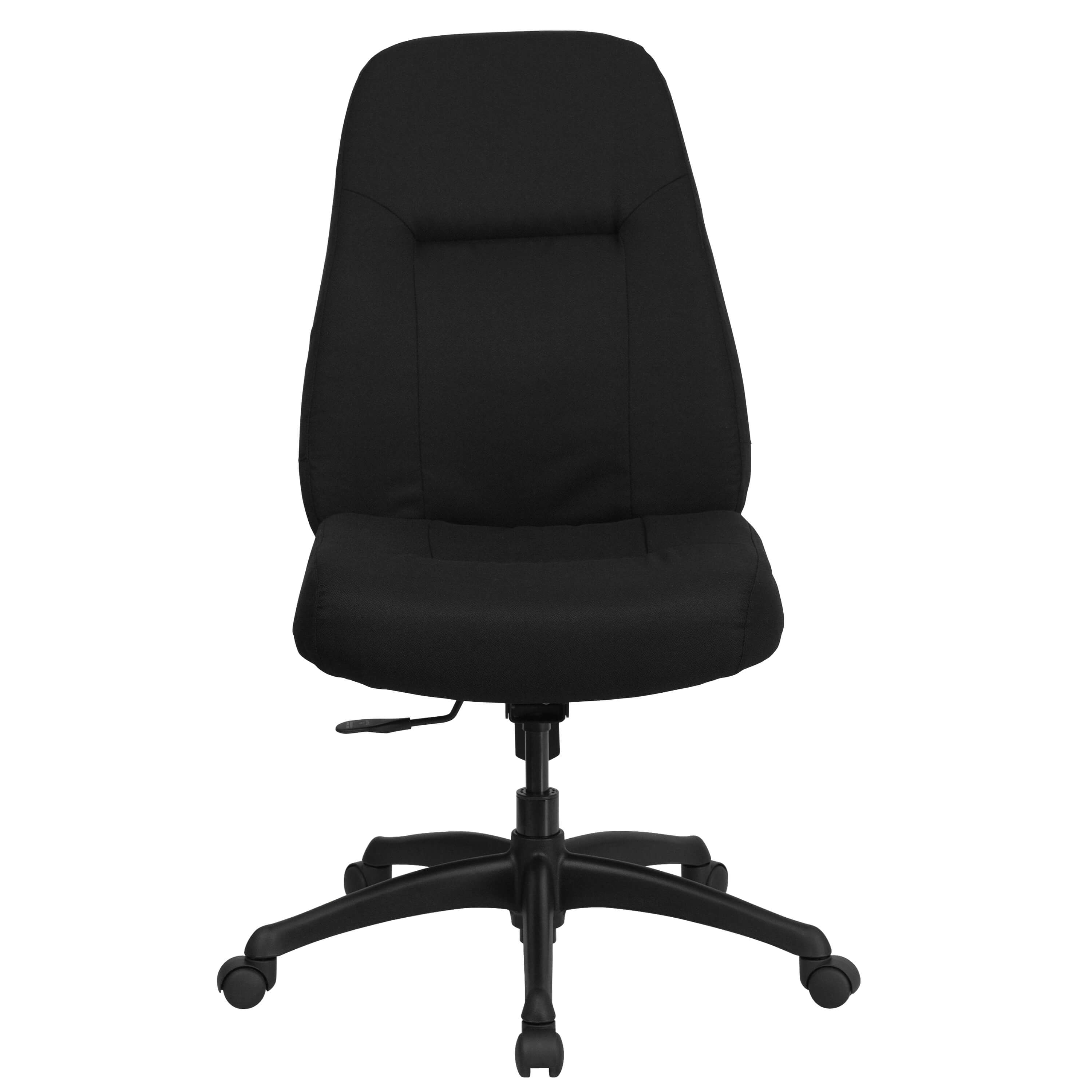 400 lb capacity office chair front view